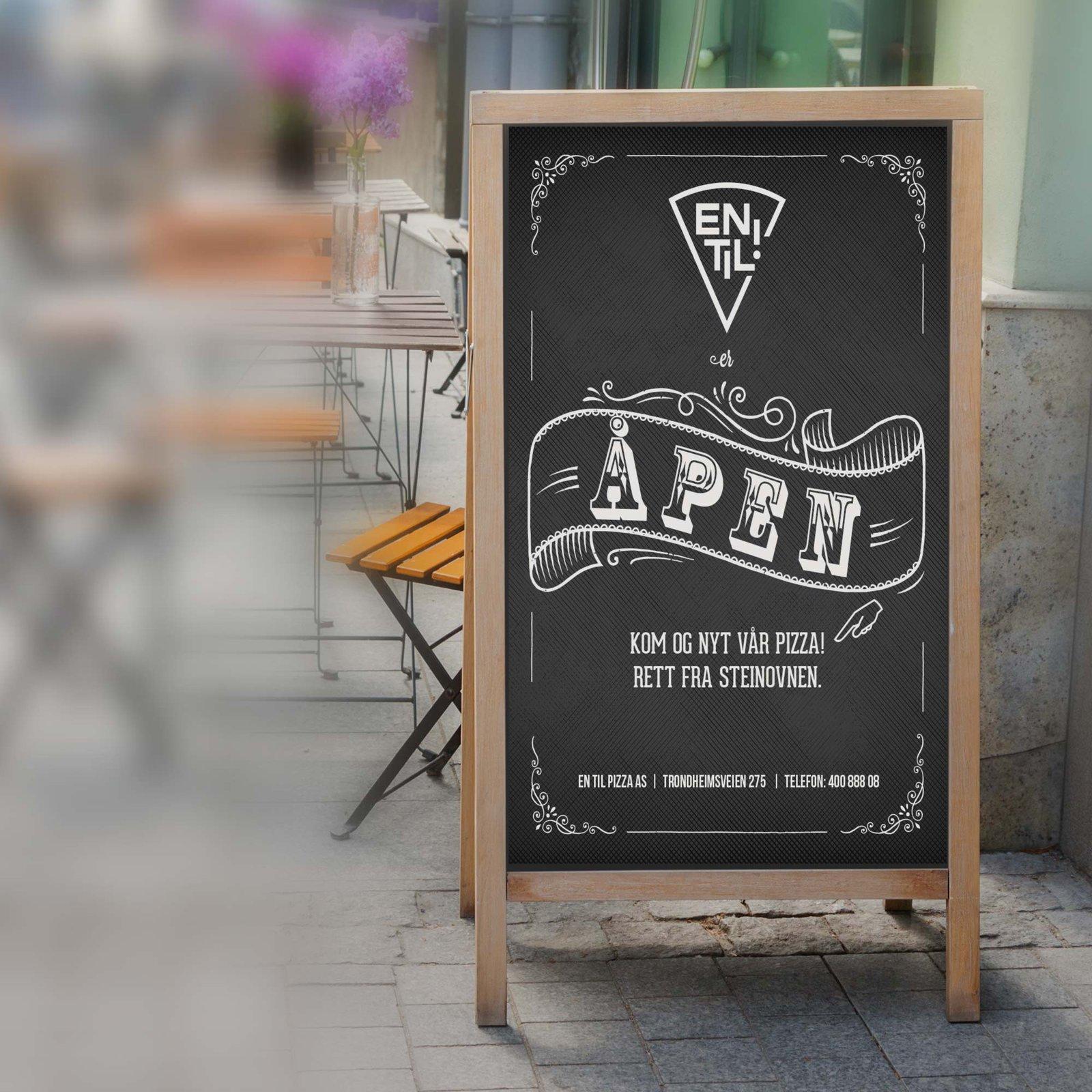 En Til Pizza